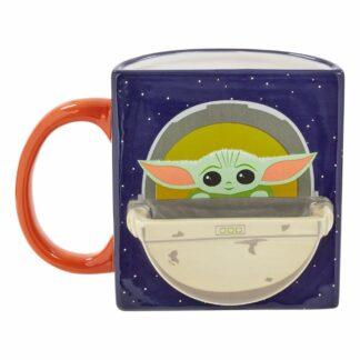 Star Wars Mandalorian Cookie Holder Mok Child Drink Time Funko