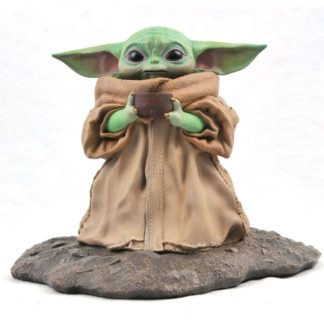 Star Wars Mandalorian Premier Collection Child Soup Gentle Giant
