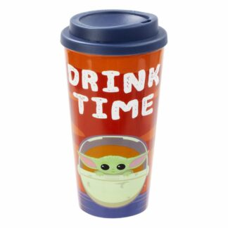Star Wars Mandalorian Reisbeker Child Drink Time series