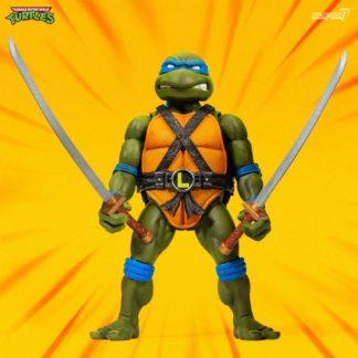 Teenage Mutant Ninja Turtles Ultimates action figure Leonardo series Super7