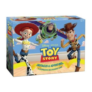 Disney Toy Story kaartspel obstacles adventures movies