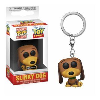 Toy Story Pocket Pop Sleutelhanger Slinky Dog