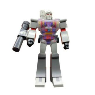 Transformers action figure Super Cyborg Megatron Clear Chest movies