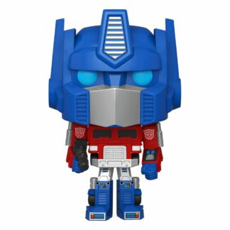 Transformers Funko Pop movies Hasbro Optimus Prime
