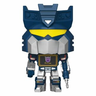 Transformers Funko Pop Hasbro Soundwave movies
