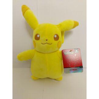 Nintendo Pokémon Monochrome Pikachu Knuffel