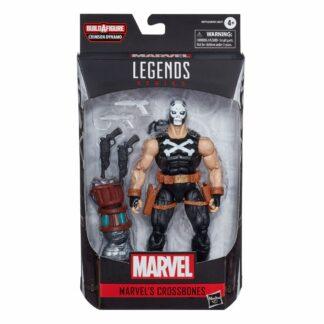 Crossbones action figure Marvel Legends Hasbro