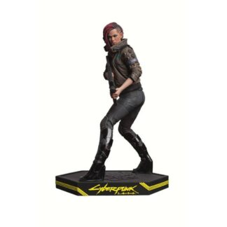Cyberpunk PVC statue Female V games