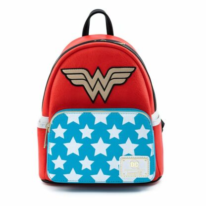 DC Comics Wonder Woman rugzak Loungefly movies