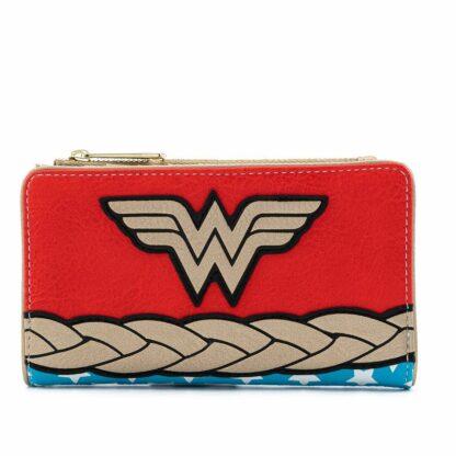 DC Comics Wonder Woman portemonnee Loungefly DC Comics vintage