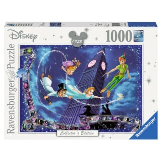 Disney Peter Pan Puzzel Classics Jigsaw Collector's edition Ravensburger