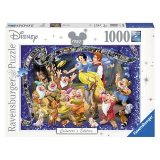 Disney sneeuwwitje Classics puzzel Ravensburger movies