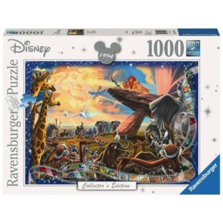 Disney Lion King Collector's edition puzzel Jigsaw