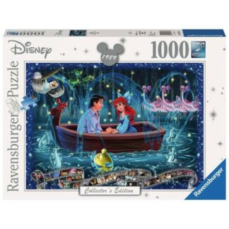 Disney Collector's edition jigsaw puzzel Little Mermaid