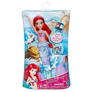 Little Mermaid Ariel Musical Doll Disney