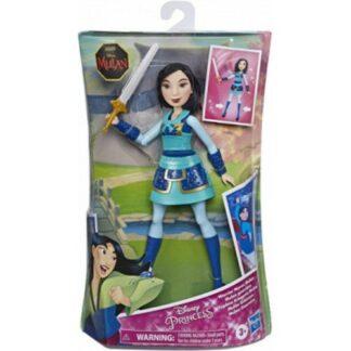 Disney Mulan Warrior Doll movies