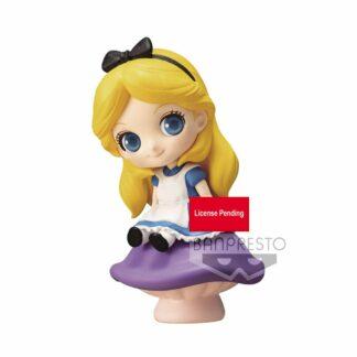 Disney Sweetiny Mini figure Alice Wonderland movies