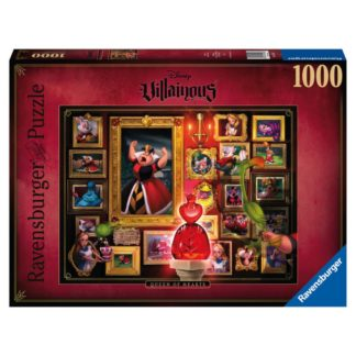 Disney Queen of Hearts puzzel Villains Ravensburger