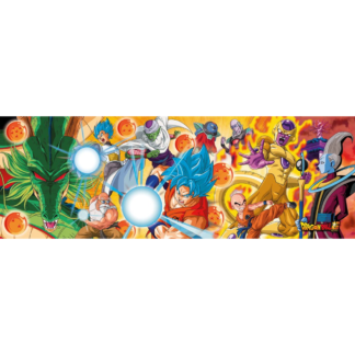 Dragon Ball series Puzzel characters