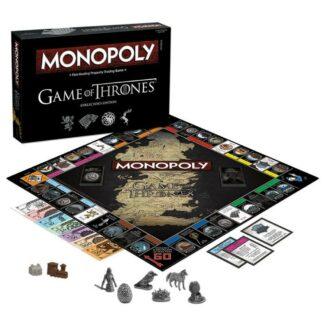Game of Thrones bordspel monopoly collector's edition