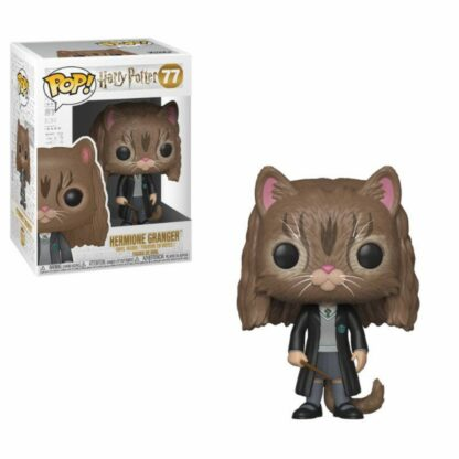 Harry Potter Funko Pop Hermione as cat