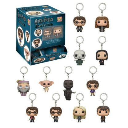 Harry Potter pocket pop sleutelhanger mystery