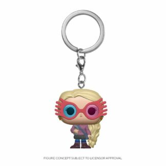 Harry Potter pocket pop Luna Lovegood sleutelhanger