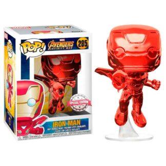 Iron Man Funko Pop Infinity War Avengers Marvel