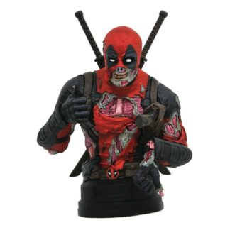 Marvel bust Deadpool Zombie SDCC 2020