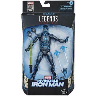 Marvel Legends Hasbro series Iron Man Invincible