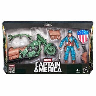 Marvel Legends captain america action figure Hasbro movies