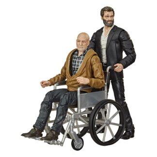 Marvel Legends series action figure Logan Xavier Charles exclusive