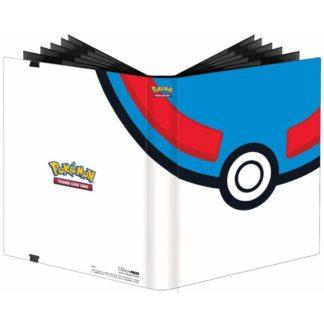 Pokémon Pro-Binder Great Ball 9-pocket Nintendo