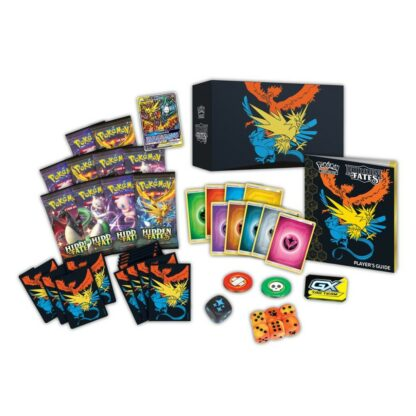 Pokémon Hidden Fates Elite Trainer Box Nintendo