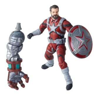 Red Guardian action figure marvel Black Wiow Hasbro