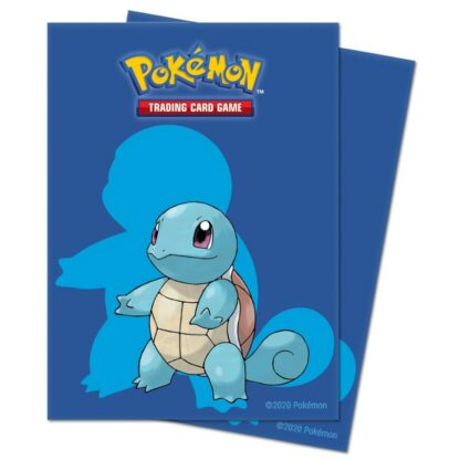Pokémon sleeves Squirtle Trading Card Company Nintendo