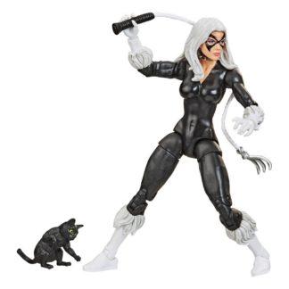 Spider-Man Marvel retro collection action figure Hasbro Black cat