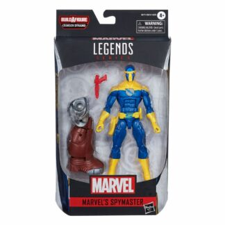 Spymaster Marvel Legends Black Widow movies Hasbro