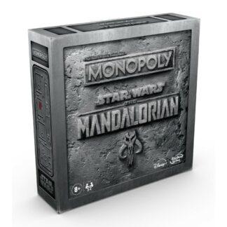 Mandalorian Monopoly bordspel Star Wars