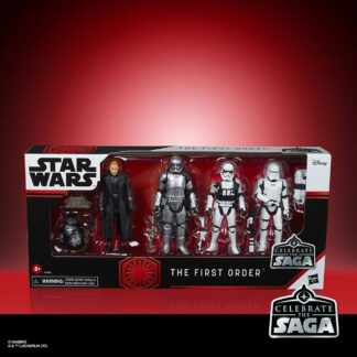Star Wars celebrate saga first order action figure 5-pack Star Wars
