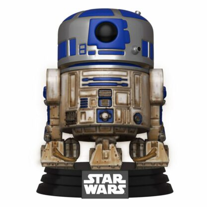 Star Wars Funko Pop Dagobah R2-D2 exclusive