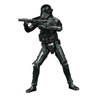 Mandalorian vintage collection carbonized action figure imperial death trooper