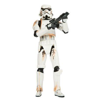 Star Wars Mandalorian Carbonized action figure remnant stormtrooper