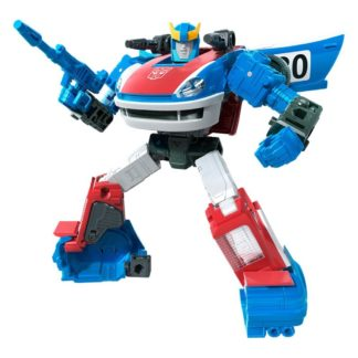 Transformers generations war for cybertron action figure deluxe smokescreen