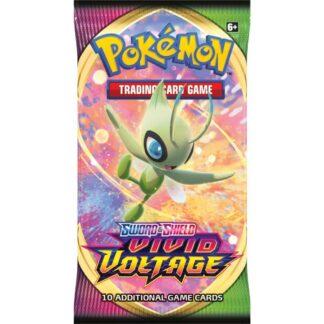 Vivid Voltage boosterpack Nintendo Trading Card company Nintendo