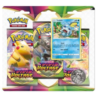 Pokémon Vivid Voltage blisterpack Nintendo
