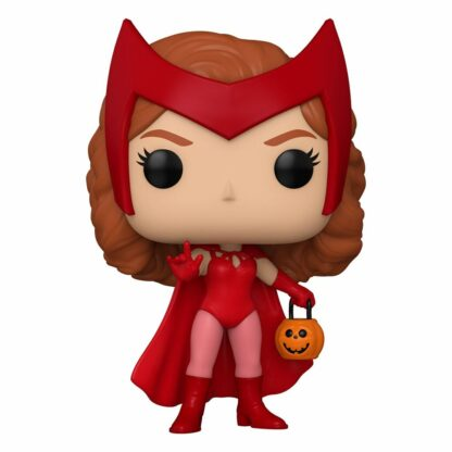 WandaVision Wanda Halloween Funko Pop movies Marvel