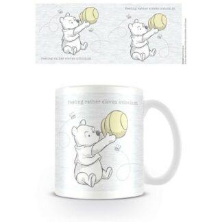 Winnie the pooh Disney eleven o'clockish