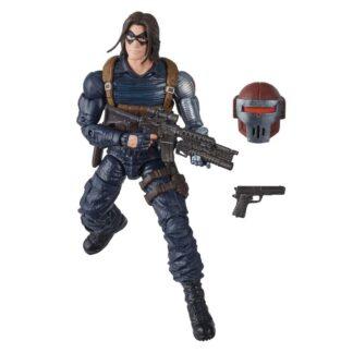 Winter Soldier action figure Hasbro Black Widow Hasbro