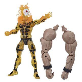 X-Men Sunfire Marvel legends action figure X-Men Hasbro